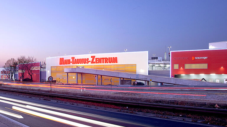 Main Taunus Zentrum Sulzbach Experience Shopping At Its Best
